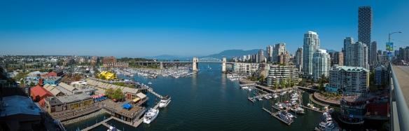 Vancouver und Granville Island