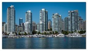 Skyline Vancouver, B.C.