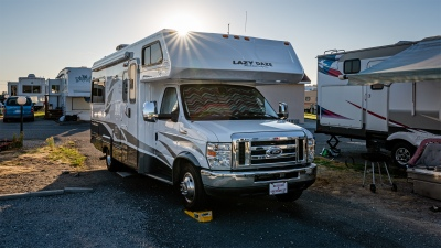 Red Mountain RV Park, Richland, WA
