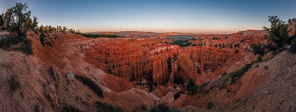 Bryce Canyon ohne HDR