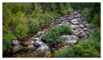 Boulder Creek, Lowell, ID