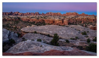 Needles, Canyonlands NP, Utah