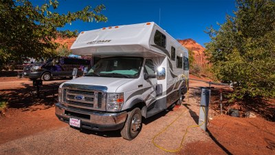 Goulding's RV Park, Monument Valley