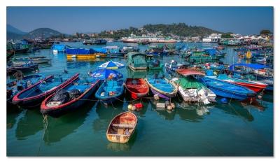 Cheung Chau Island, HK
