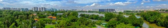 Singapurs 'Landleben'