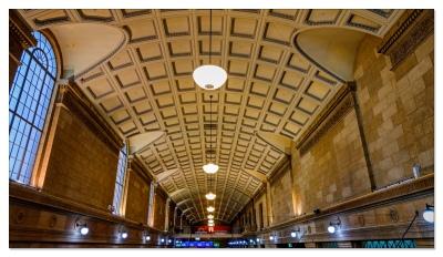 Adelaide Bahnhof